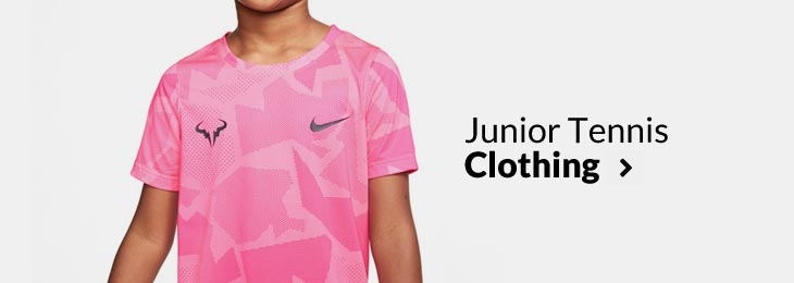 Junior Tennis Clothing