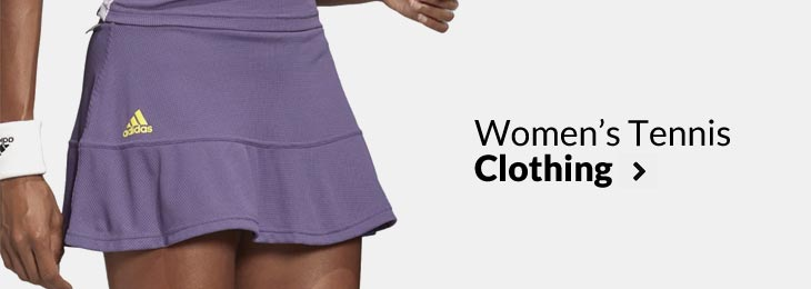 Womens Tennis Clothing