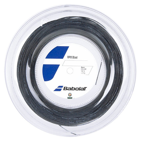 Babolat RPM Blast 130/16 Tennis String (200m reel)