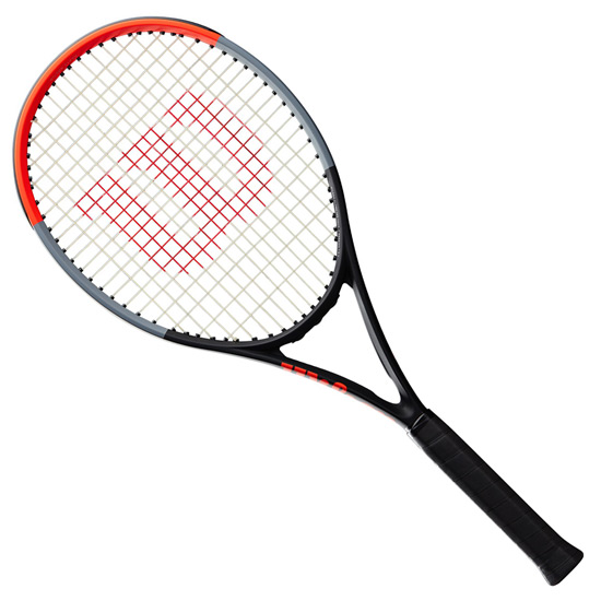 Wilson Clash 100 Unstrung Tennis Racket