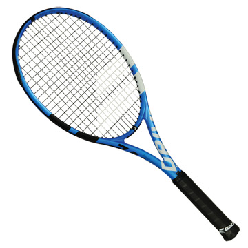 Babolat Pure Drive Plus Tennis Racket (Blue)