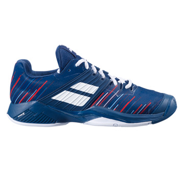 Babolat Propulse Fury All Court Mens Tennis Shoes (Estate Blue)