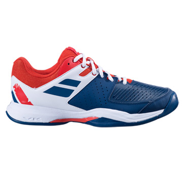 Babolat Pulsion All Court Mens Tennis Shoes (Estate Blue-White)