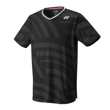 Yonex 10328 Mens Crew Neck Shirt (Black)