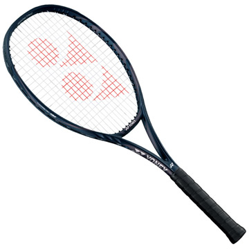Yonex VCore 100 LG Tennis Racket (Customised Restring) Galaxy Black