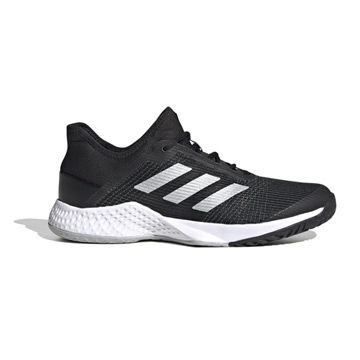 Adidas Adizero Club Mens Tennis Shoes (Black)